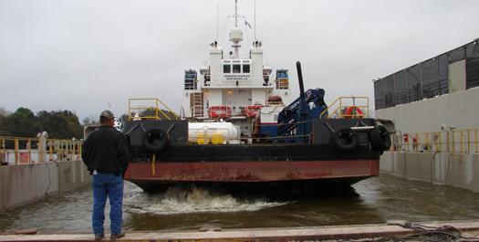 What we do - SEACRAFT Shipyard LLC of Amelia, Louisiana 70380